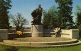 """The Booker T. Washington Monument."""
