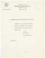 Roger W. Wilkins memo to the attorney general, August 1, 1966