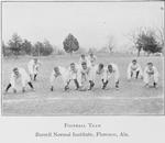 Football team - Burrell Normal Institute, Florence, Ala