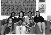 Barnard Organization of Black Women, circa 1993-1994