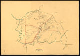 Historic map of White County