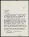 Karl H. Helfrich correspondence