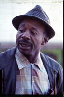 African American; Black; Muslims; Farm. at Cassopolis, Michigan in Cass County. -#8 Cornelius Williams Jr (Cornelius X). -#2 Merrill Hall. taken Oct 4-5, 1971