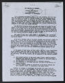 """The Ideology of Interest, speech given at the """"""""Conflict in the Social Order"""""""" series, January 22, 1951. (Box 1, Folder 1)"""