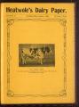 Heatwole's Dairy Paper, Volume II, Number 11, January 1908