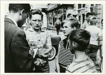 African American Oregonian reporter, 1962