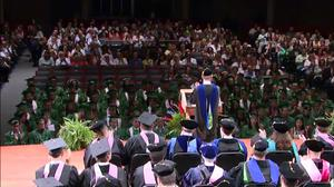 UNT College of Music Commencement: Spring 2016 UNT Commencement: 2016-21, 2