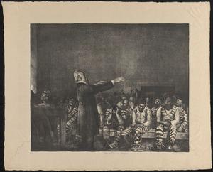 Benediction in Georgia