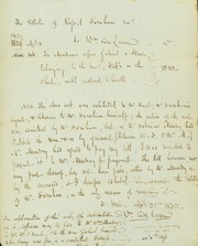Bill signed Wm. Carr Lane, April 28, 1833