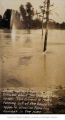 Flood waters, Mississippi River, ca. May 1927