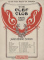 The Clef Club grand march