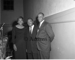 Dr. King and Rev. Doggett Jr., Los Angeles, 1961