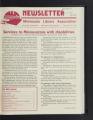 Minnesota Library Association Newsletter, April 1990