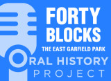 FORTY BLOCKS: Levette Haynes