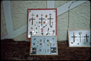 Outsider art: Theodore Hill. Theodore Hill visual art pieces