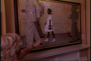 Thumbnail for African Americans in Rockwell paintings