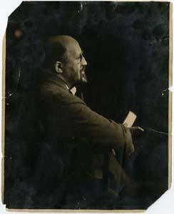 W.E.B. Dubois, circa 1950