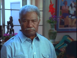 The Great Depression; Interview with Ossie Davis. Part 1