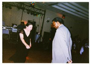 Couple at a Dance