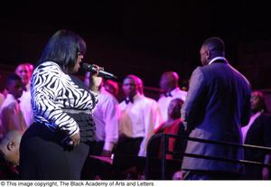 Black Music and the Civil Rights Movement Concert Photograph UNTA_AR0797-138-011-1351