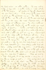 Thomas Butler Gunn Diaries: Volume 6, page 83, August 18, 1853