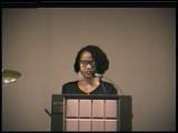Fiction and Poetry Readings: Edwidge Danticat (1994)