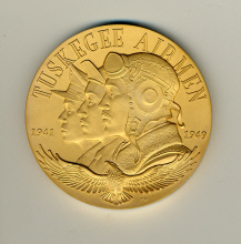 Congressional Gold Medal, Tuskegee Airmen