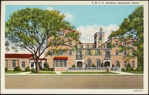 Y.M.C.A. building, Beaumont, Texas