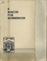 A beacon for womanhood [Bennett bulletin, 1935?]