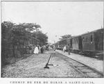 Chemin de fer de Dakar a Saint-Louis