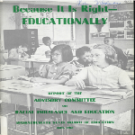 Because it is Right - Educationally