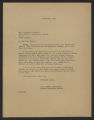 State Supervisor of Elementary Education; Correspondence, Conferences, 1945