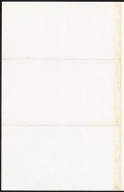 Letter to] My D friend [manuscript