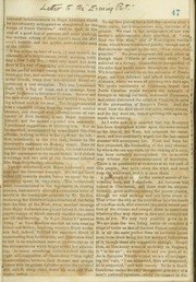 Thomas Butler Gunn Diaries: Volume 15, page 55, January 10, 1861 [newspaper clipping continued]
