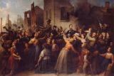 Lincoln's drive through Richmond
