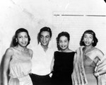 "Johnny Mathis and friends at ""The Mocambo Club"""