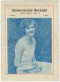 Commencement Spotlight, Volume 4, Number 9, Lincoln High School, Esko's Corner, Minnesota
