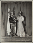 Parker Watkins as Manrico and Mattie Washington as Leonora