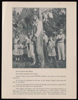 N.A.A.C.P. Rubin Stacy anti-lynching flier