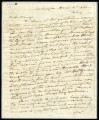 Letter from Andrew Jackson to Andrew Jackson Hutchings, April 18, 1833