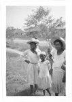 [African American girls and women, Alma Plantation, False River, Louisiana]