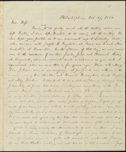 Letter to] Dear Wife [manuscript