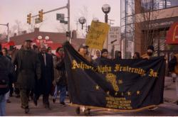 MLK Day March for Unity, 1996