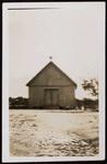 Small rural church of the Black Seminoles