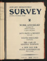 The Survey Midmonthly, January, 1935.(Volume 71, Issue 1)