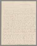 Richard James Hooker collection of letters from American women, 1788-1890, folder 60