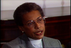 Bishop Barbara Harris