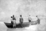 Men With Fishing Boat
