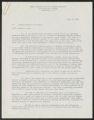 Correspondence: North Carolina Council on Human Relations
