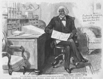 Illustrated interviews with eminent public men on leading topics of the day [Frederick Douglass]